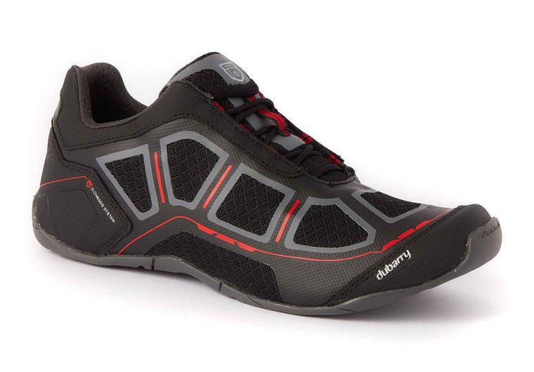 Dubarry Easkey Sailing Shoe Black
