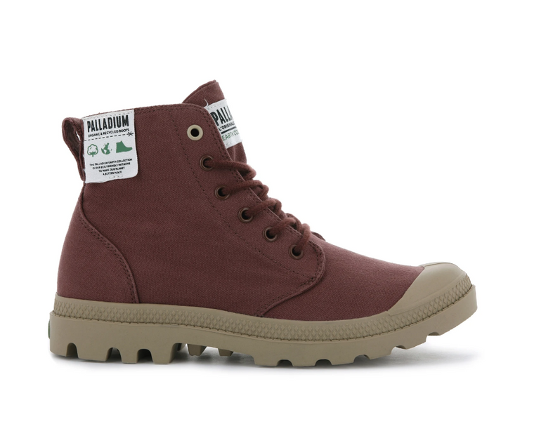 Palladium Pampa Hi Organic Brick Boot