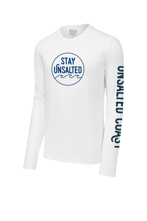 Unsalted Coast Performance L/S White