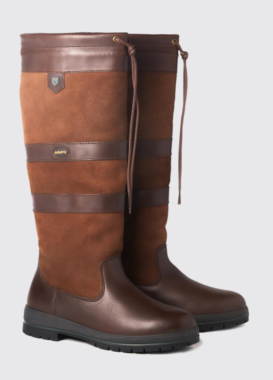 Dubarry Galway Boot Walnut