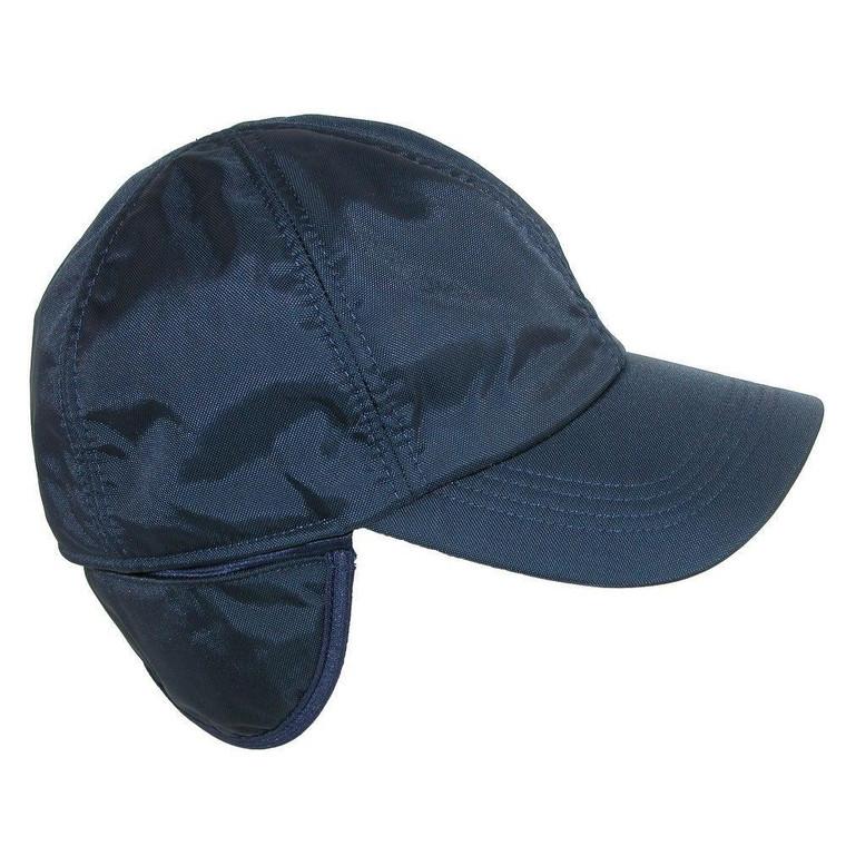Wigens Black Nylon Baseball Cap