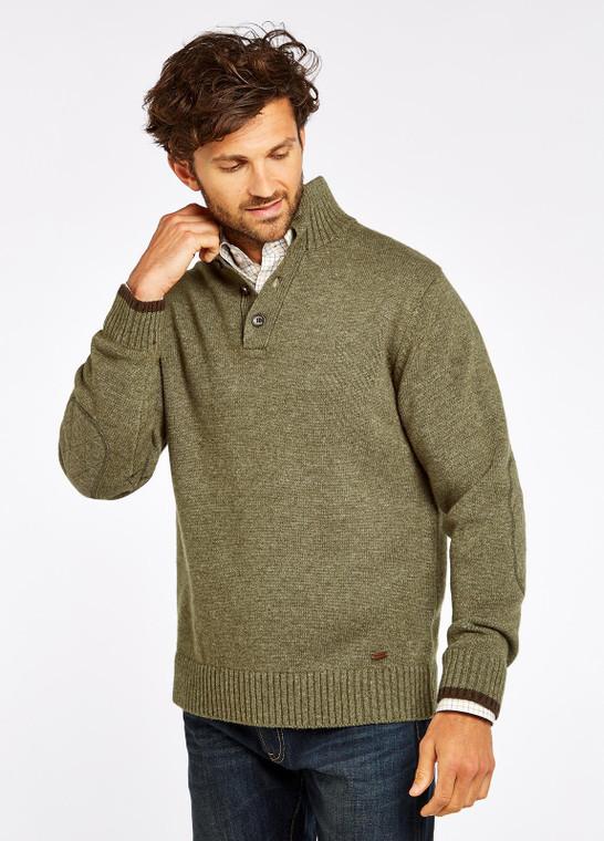 Dubarry Hughes Dusky Green Sweater