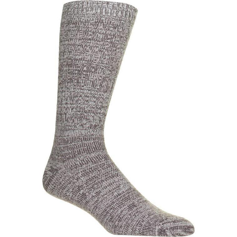 UGG Rib Knit Slouchy Crew Sock Seal