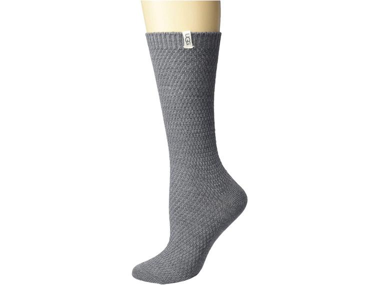 UGG Classic Boot Sock Grey Heather