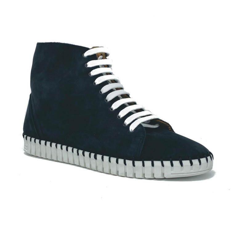 Eric Michael Trio Black Sneaker