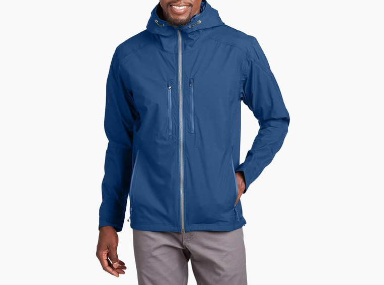Kuhl M's Jetstream Jacket Storm Blue
