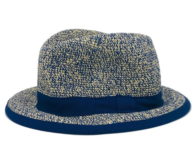 Wigens Trilby Hat Blue