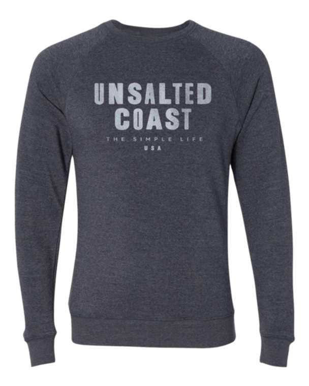 Unsalted Coast Ivy League Crew Navy