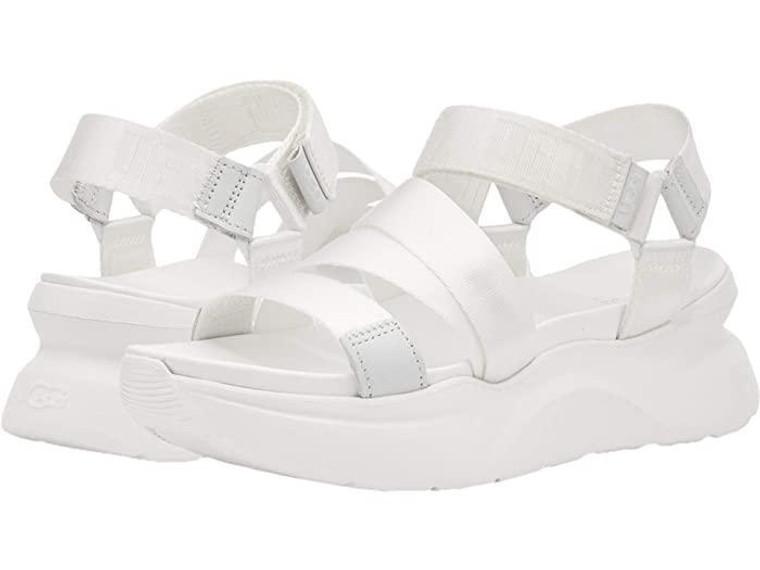 UGG LA Shores Sandal White