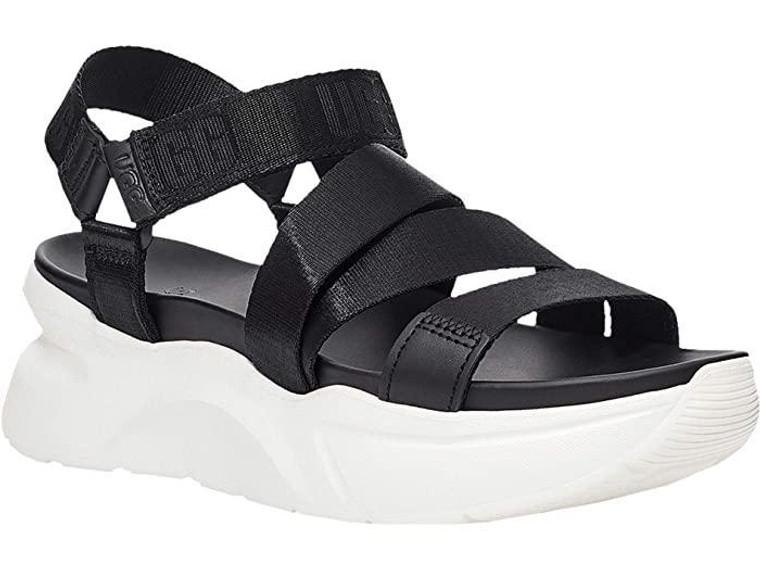 UGG LA Shores Sandal Black
