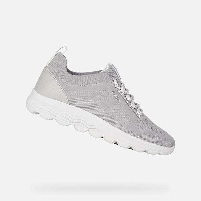 Geox Spherica Sneaker Lt.Grey