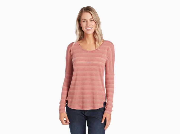 Kuhl Sylvie Sweater Antique Rose