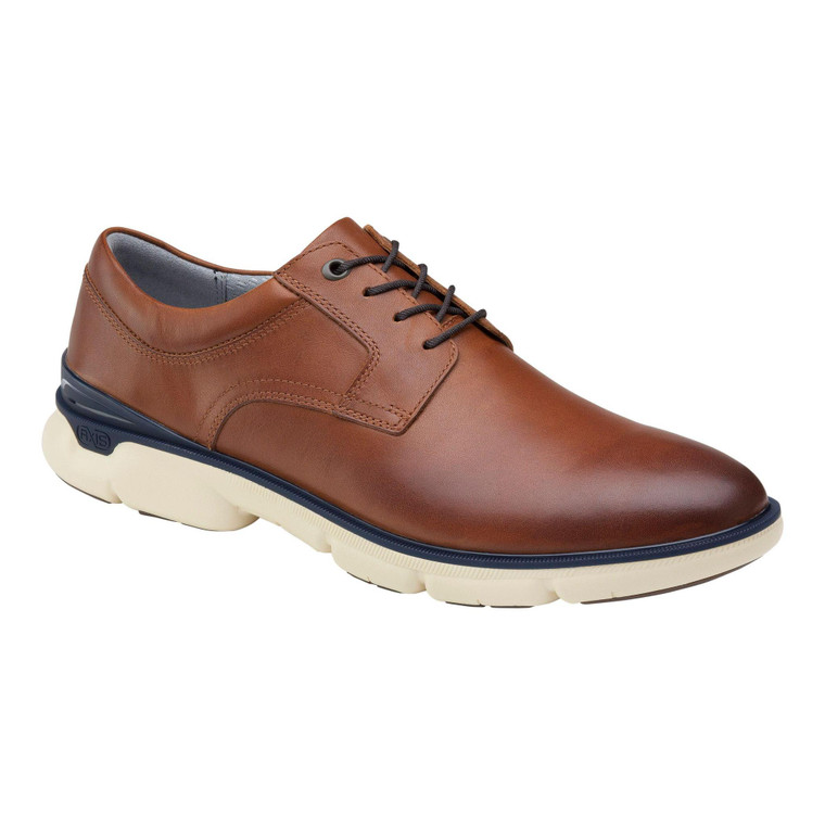 Johnston & Murphy XC4 Tanner Plain Toe Tan