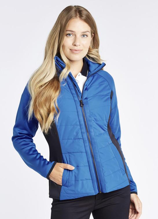 Dubarry Emerald Jacket Kingfisher Blue
