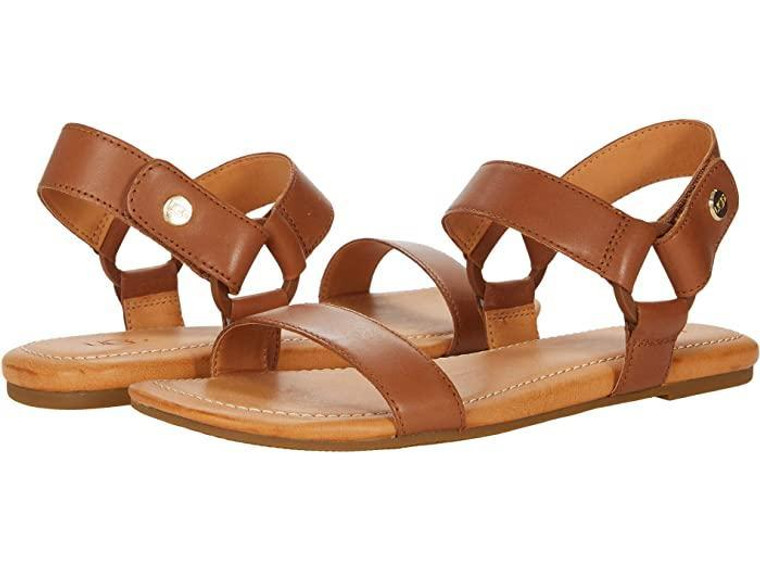 UGG Rynell Sandal Tan Leather