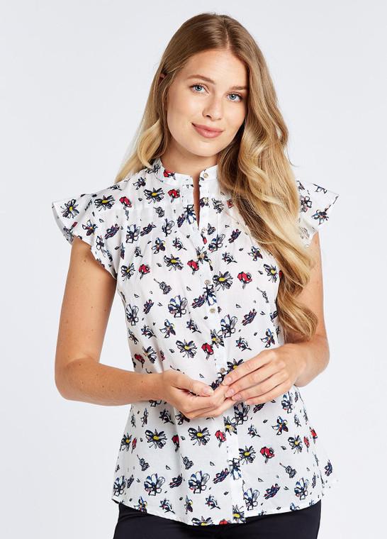Dubarry Wilder Shirt White Multi