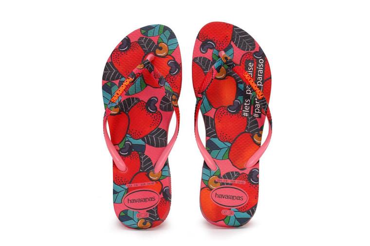 Havaianas Slim Summer Sandal Porcelain Pink
