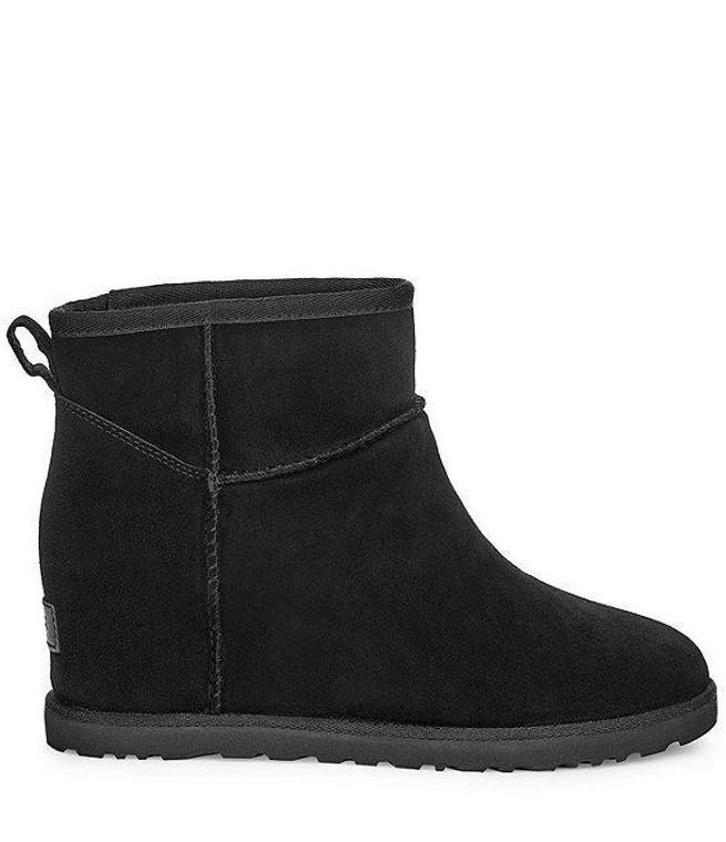 UGG Classic Femme Mini Boot Black