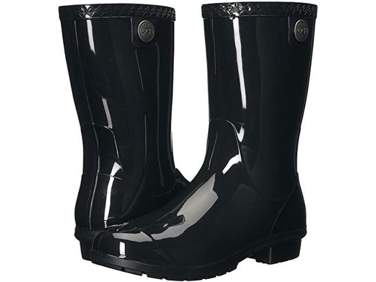 UGG Sienna Rain Boot Black