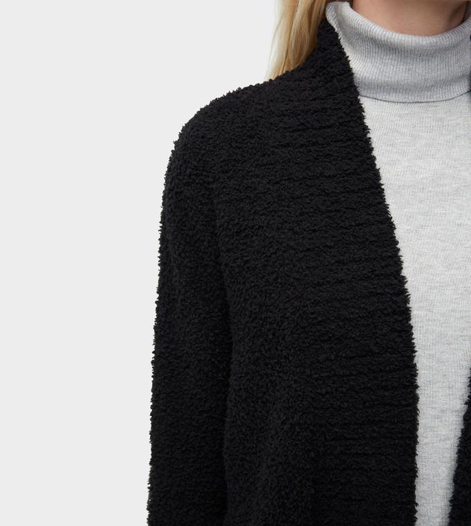 UGG Fremont Fluffy Knit Black