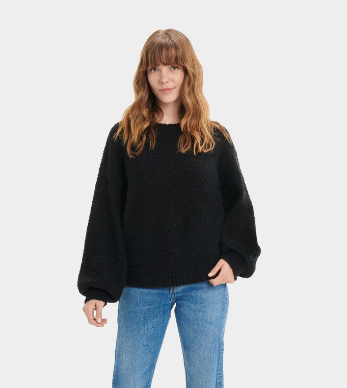 UGG Paden Pullover Black