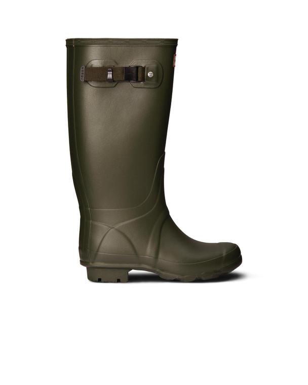 Hunter Field Huntress Boot Dark Olive