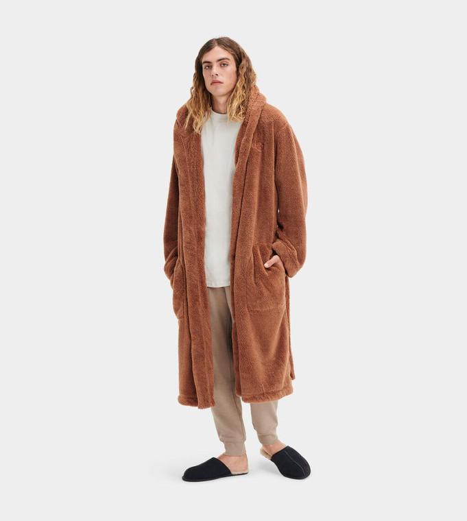 UGG Beckett Robe Cedar Bark