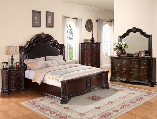 Shefield King Bed