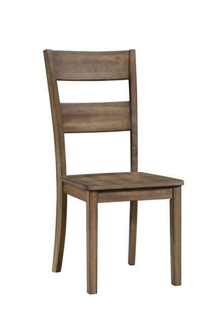 Sean Dining Chair- Medium Brown Finish
