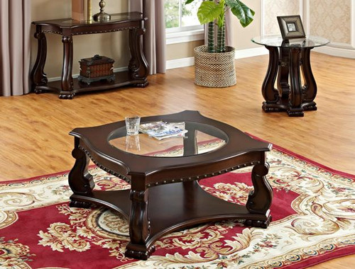 Madison Wood End Table