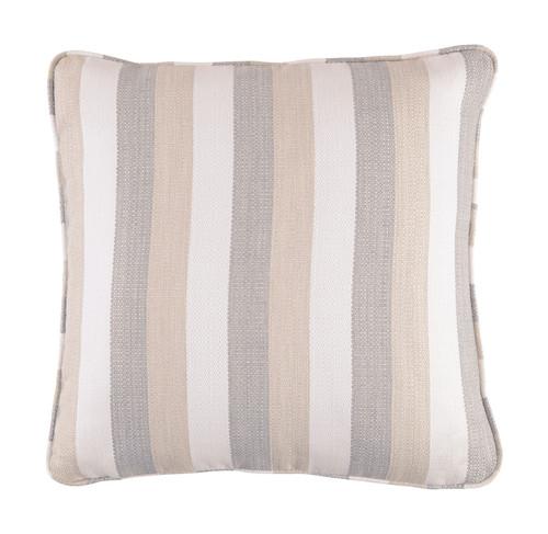 Mistelee Tan/Cream/Gray Pillow(4/CS)