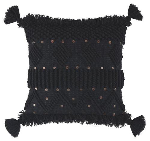 Mordechai Black Pillow(4/CS)