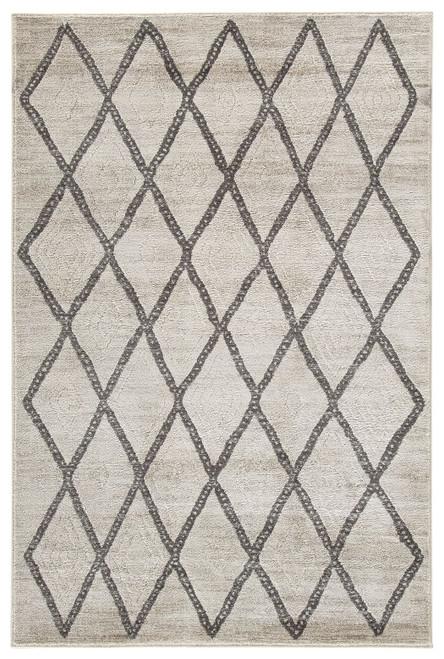 Jarmo Gray/Taupe Large Rug