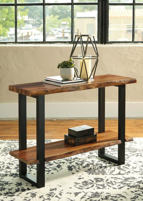 Brosward Two-tone Sofa Table