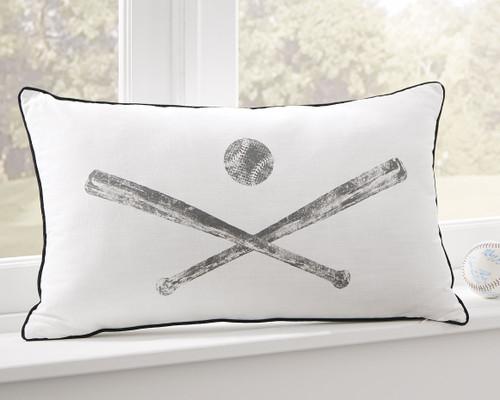 Waman Charcoal Pillow (4/CS)
