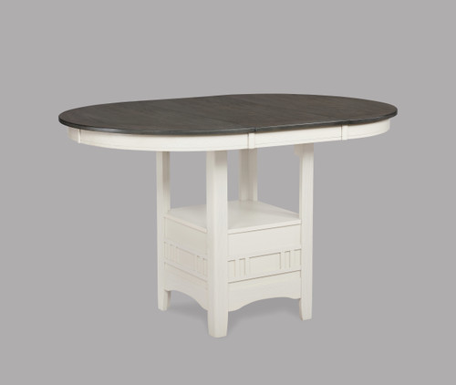 Hartwell Cntr Height Table Chalk Grey