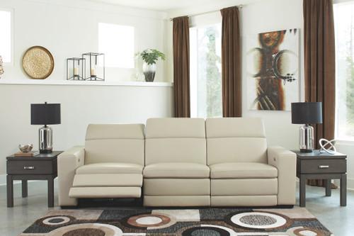 Texline Sand Power Reclining Sofa