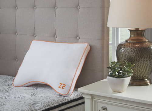 Z123 Pillow Series White Support Pillow (4/CS)