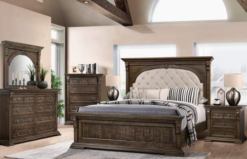 ALAMO BEDROOM SET (Call for Pricing)