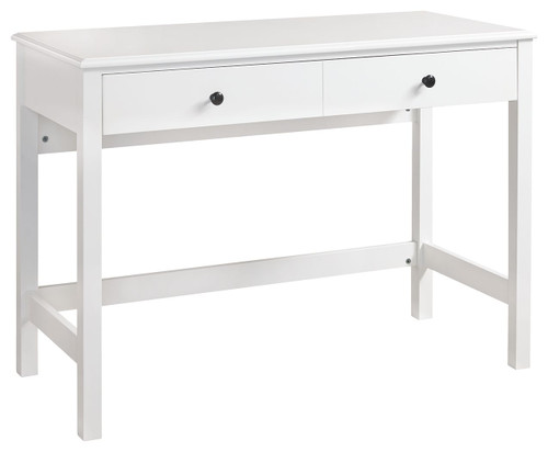 Close out -White - Home Office Small Desk - Z161