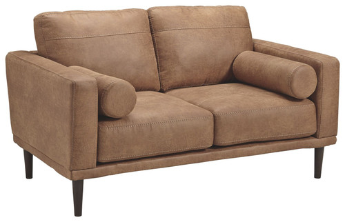 Close out - Caramel - Loveseat