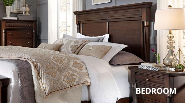 bedroom banner