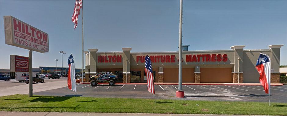 Hilton Storefront
