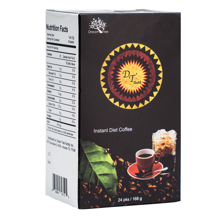Dream Tree - Instant Diet Coffee