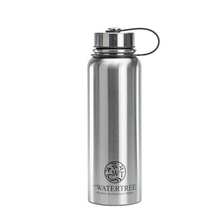 Double Wall Stainless Steel Bottle - 1 Liter