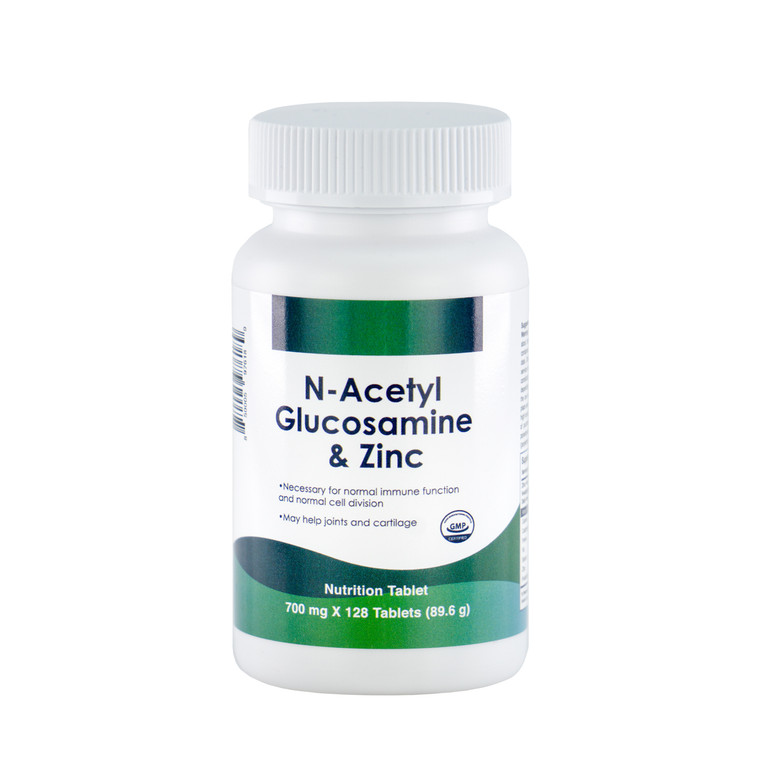 N- Acetyl Glucosamine & Zinc (1 Bottle)