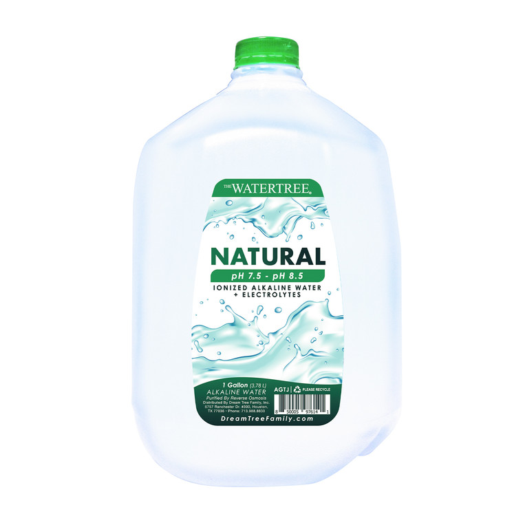 Alkaline Natural Gallon (In-store pick-up only)