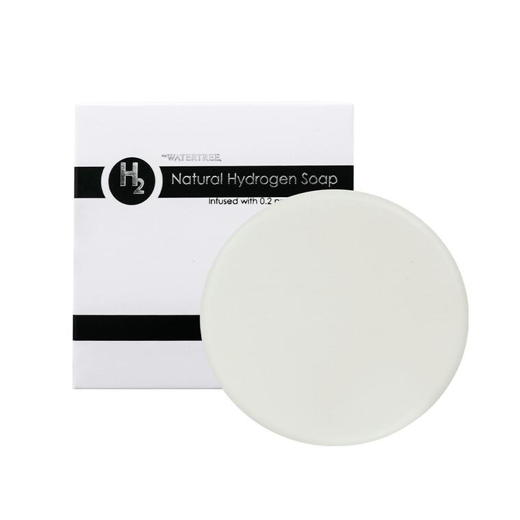 H2 Natural Hydrogen Soap (Soap Displayed)