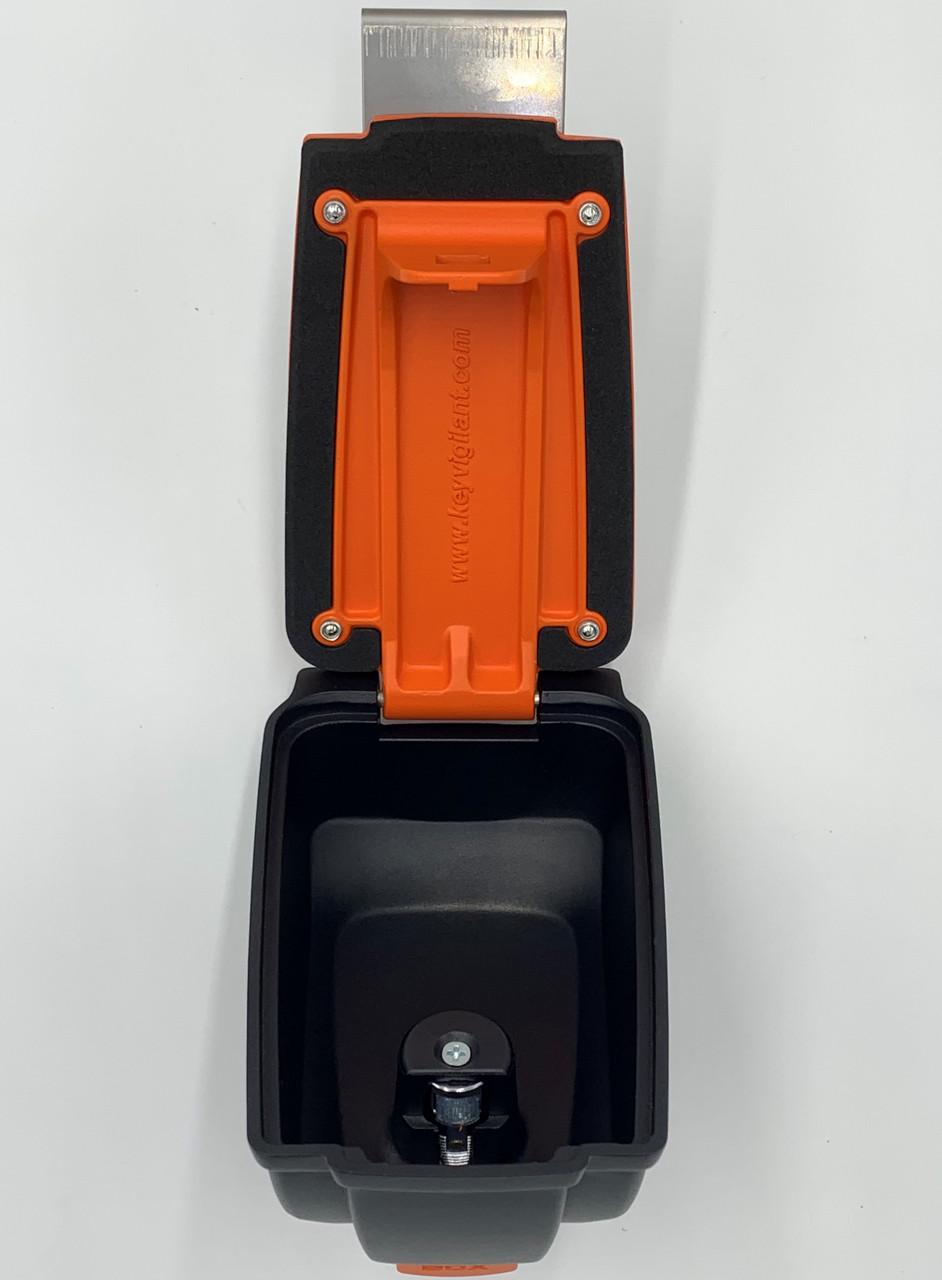 Aluminum Lock Box With Key