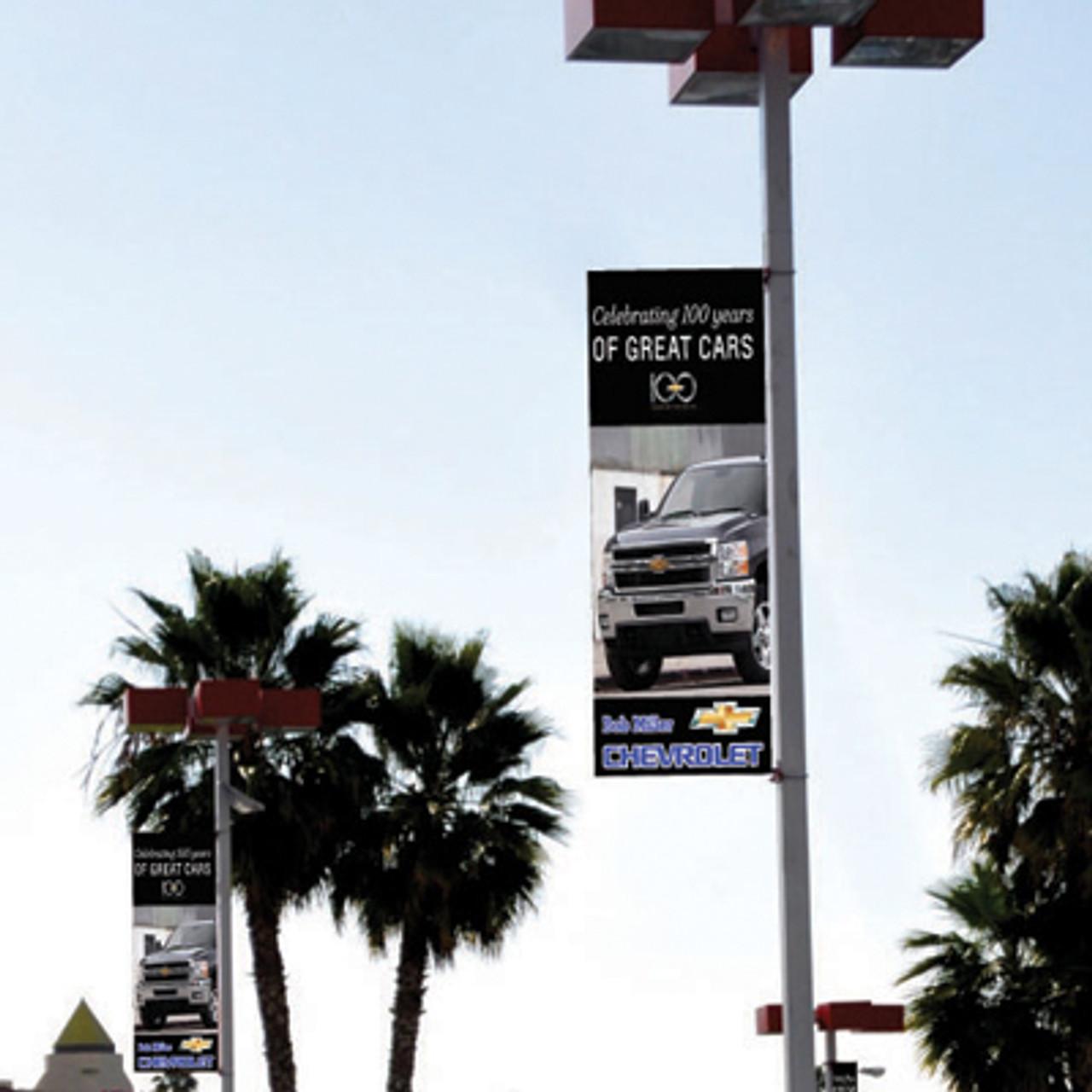 Custom Pole Banners